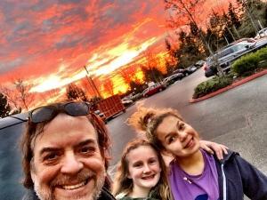Image for February Sunset